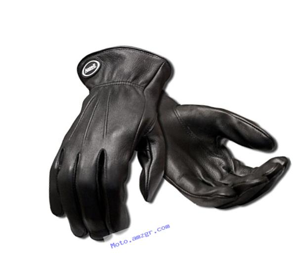 Ansell ProjeX 97-979 Leather Driver Glove, Medium (1 Pair)