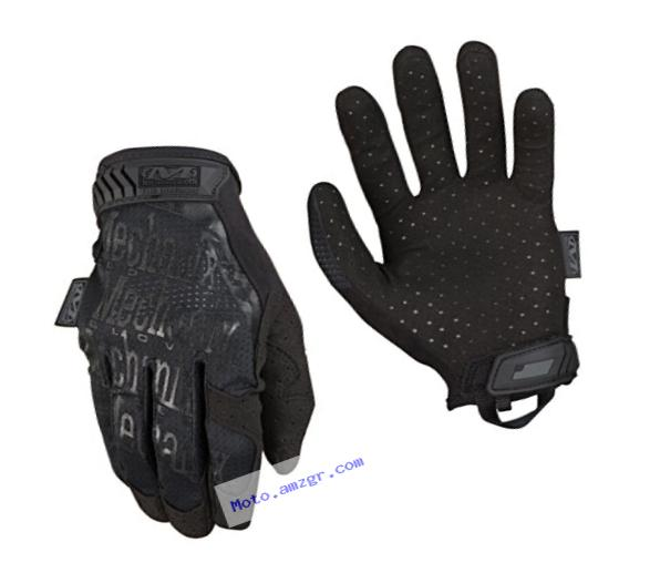 Mechanix Wear - Original Vent Covert Tactical Gloves (Large, Black)